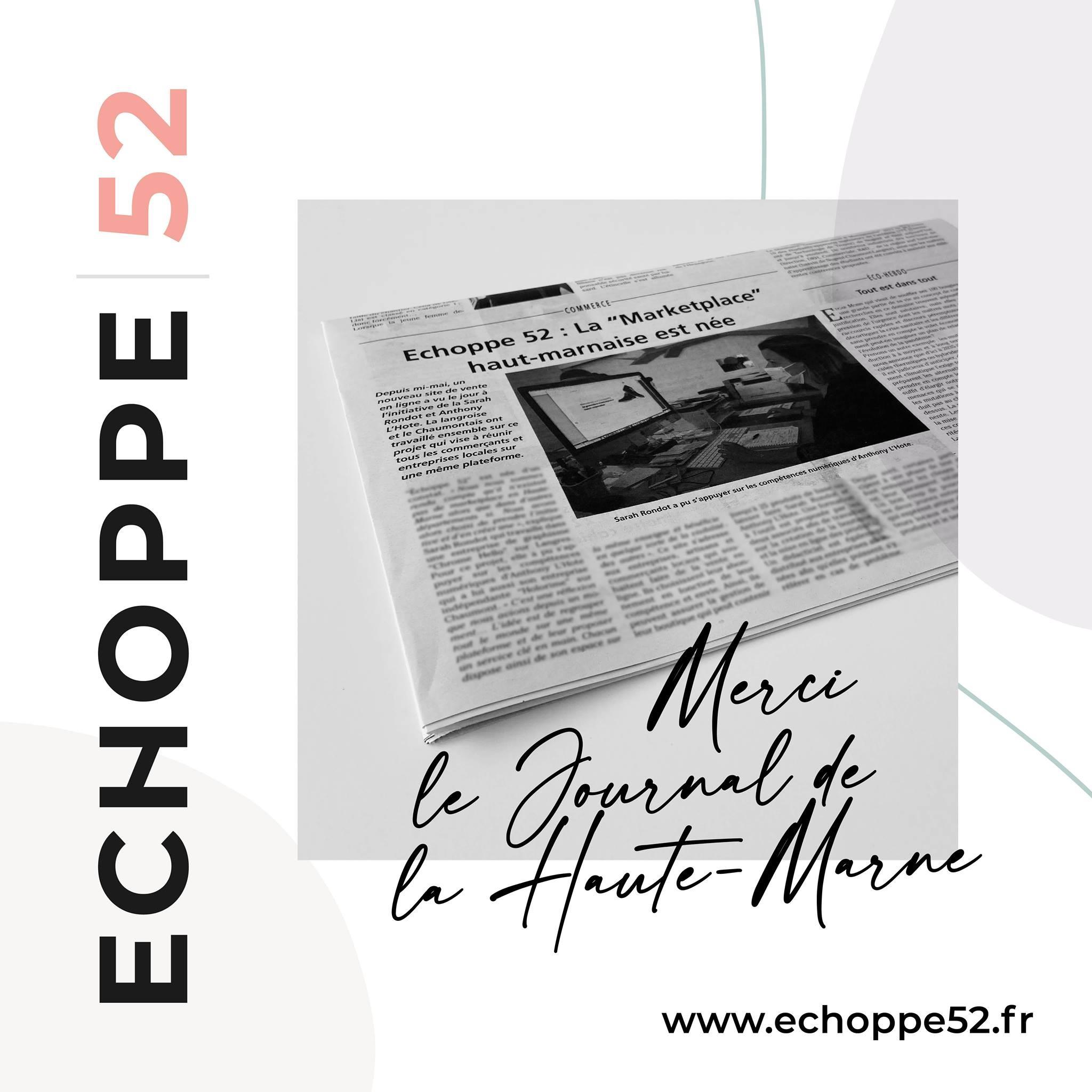 Echoppe52 dans  Echoppe52